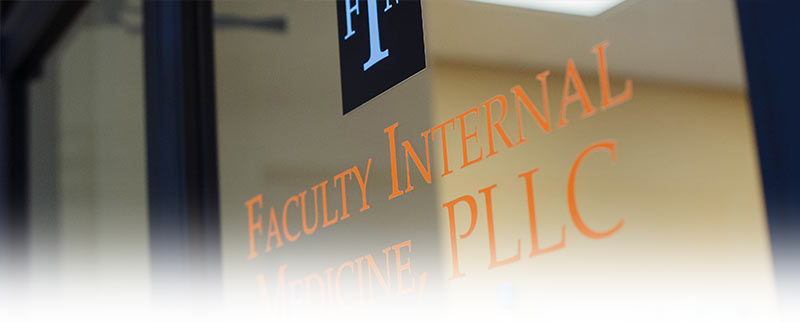 Faculty Internal Medicine Locations